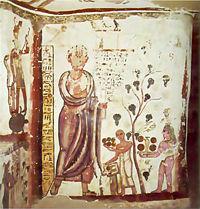 «Изображение из гробницы Петосириса»